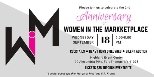 Women in the Marketplace Anniversary Party