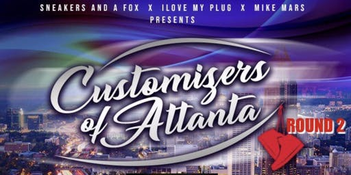 Customizers of Atlanta: Sneaker Design Competition and Day Party
