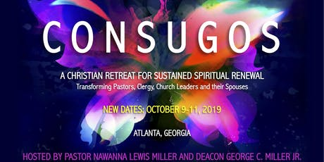 CONSUGOS: A Christian Retreat for Sustained Spiritual Renewal tickets