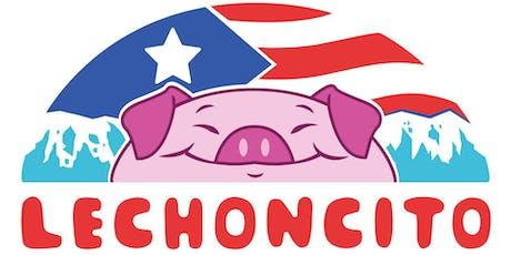Lechoncito: Puerto Rican Food tickets