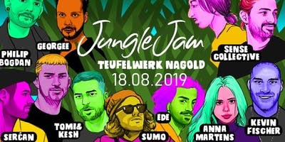 Jungle Jam Open Air