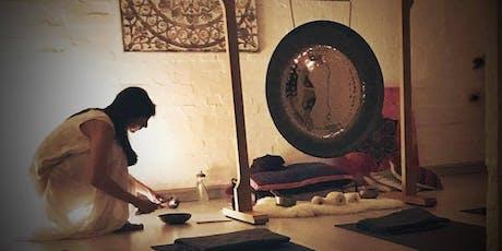 Aries Full Moon Gong Bath  tickets