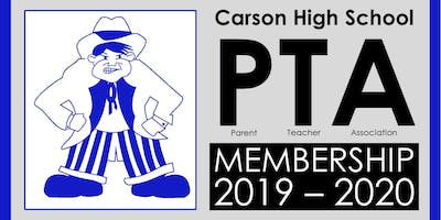 Carson High School PTA Membership 2019 - 2020