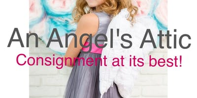 $5.00 An Angel's Attic Fall 2019 Sale - Shop Early Ticket (75 available)