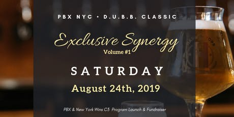 "Inaugural Kickoff to ""Exclusive Synergy"" tickets"