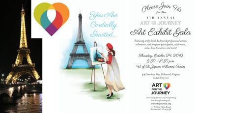 Art for the Journey Art Exhibit GALA! tickets