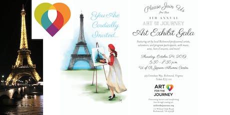 Art for the Journey Art Exhibit GALA! tickets