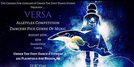Versa // Allstyles Dance Competition tickets