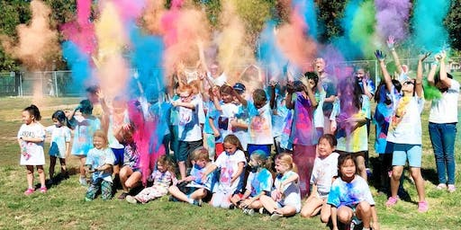Clara Barton's 4th Annual Color Fun Run!