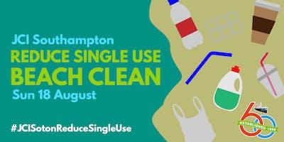 JCI Southampton: Beach Clean