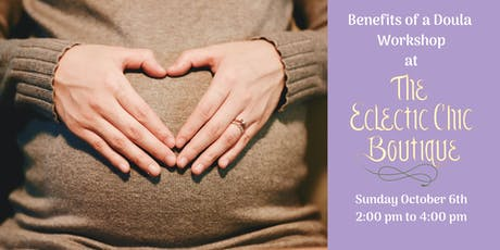 Benefits of a Doula Workshop tickets
