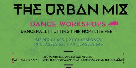 The Urban Mix tickets