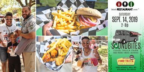SoundBites: Atlanta Food Truck Park 2019 tickets