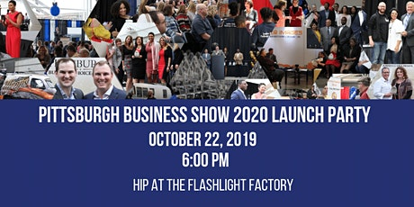 Pittsburgh Business Show 2020 Launch Party tickets