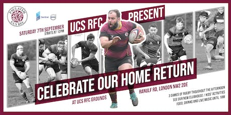 UCS RFC Opening Day tickets
