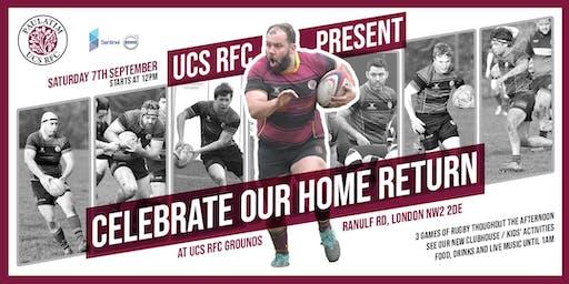 UCS RFC Opening Day