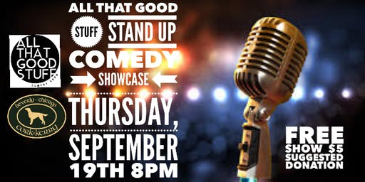 All That Good Stuff Stand Up Comedy Showcase Cork & Kerry