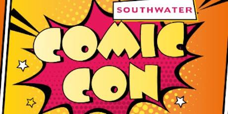 Comic Con Quiz tickets