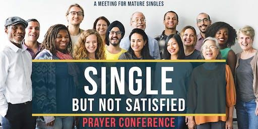 Mature Singles Conference Autumn 2019