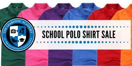 School Polo Shirt Sale tickets
