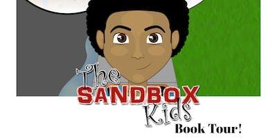 The SandBox Kids Book Tour (1st Stop)