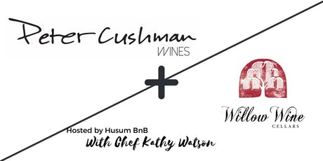 Willow/Cushman Wine Dinner tickets