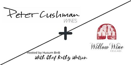 Willow/Cushman Wine Dinner