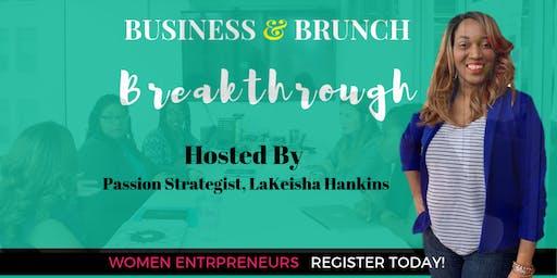 Business Brunch and Breakthrough for Women Entrepreneurs