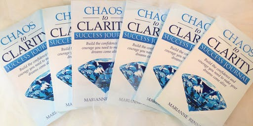 The Chaos to Clarity Book Launch Reception