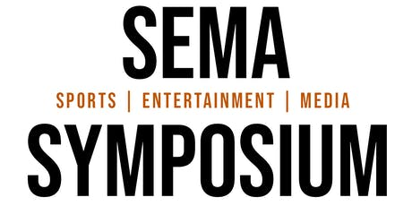 SEMA Symposium: Evolution in Sport tickets
