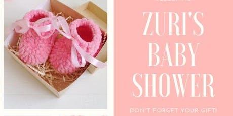 Zuri's Baby Shower tickets
