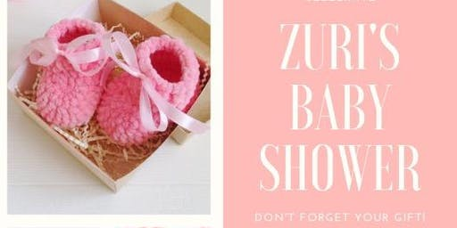 Zuri's Baby Shower