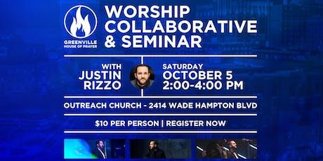 Worship Collaborative & Seminar tickets