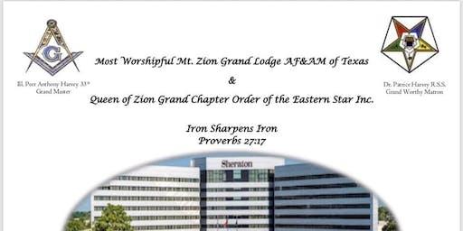 Mt. Zion Grand Lodge Grand Session Shriner's Ball