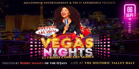 VEGAS FIRST FRIDAY'S tickets