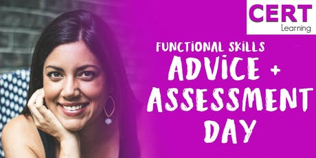 Functional Skills English Advice and Assessment Day tickets