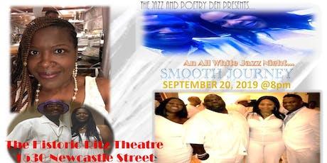 The Jazz & Poetry Den tickets