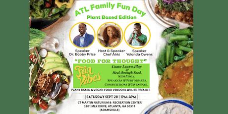 ATL Family Fun Day tickets