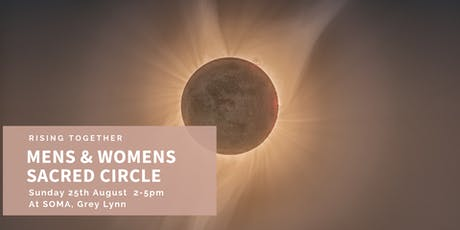Men's & Women's Sacred Circle tickets