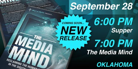 The Media Mind: Reclaiming the Human Soul in the Digital Dark Age tickets