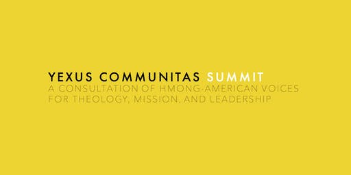 Yexus Communitas Summit