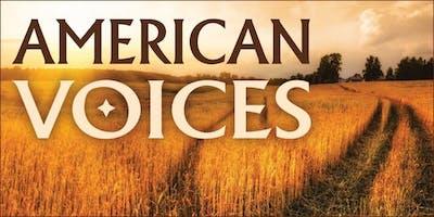 Virginia Choral Society 89th Season Opener  -  American Voices