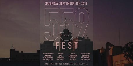 559 Fest tickets