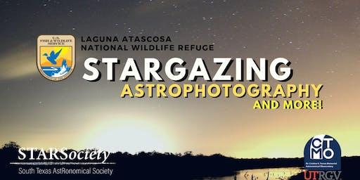 Stargazing at Laguna Atascosa