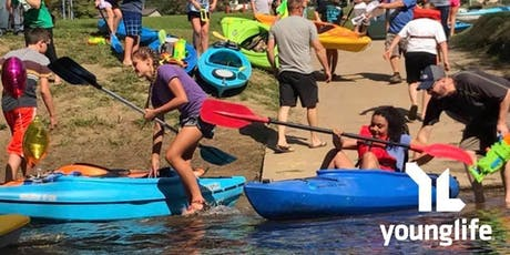 4th Annual Battle for the Paddle (Kayak Race) tickets