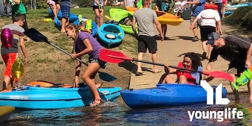 4th Annual Battle for the Paddle (Kayak Race)