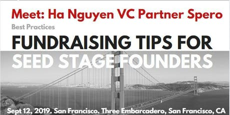 Raising Venture Capital: Think Like a VC to Successfully Raise for Your Startup tickets