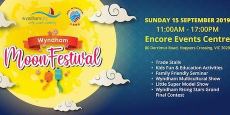 Wyndham Moon Festival 2019 tickets