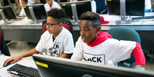 Black Boys Code Toronto presents:  Design and Build a Three Page Website