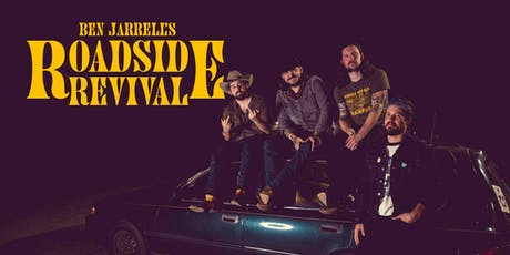 Ben Jarrell's Roadside Revival w/ Jordan Harazin & Josh Distad tickets